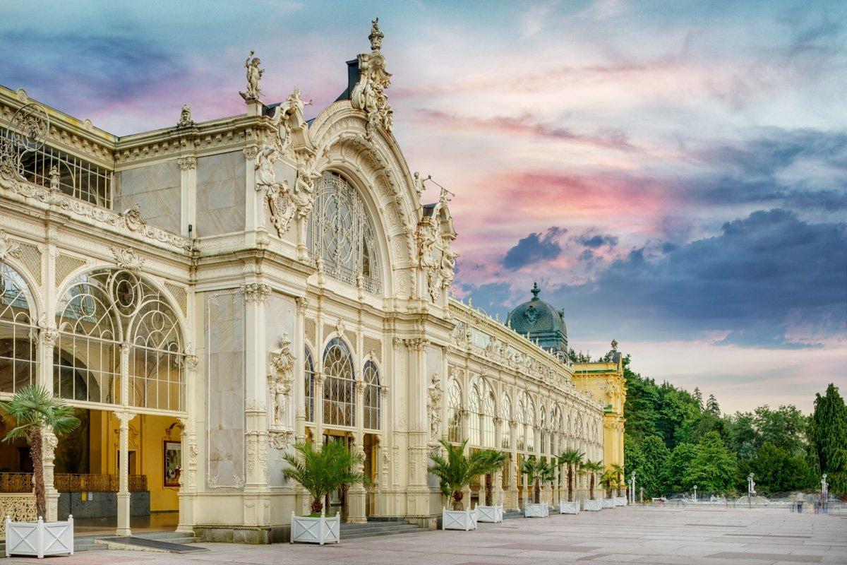 Image result for roušky mariánské lázně